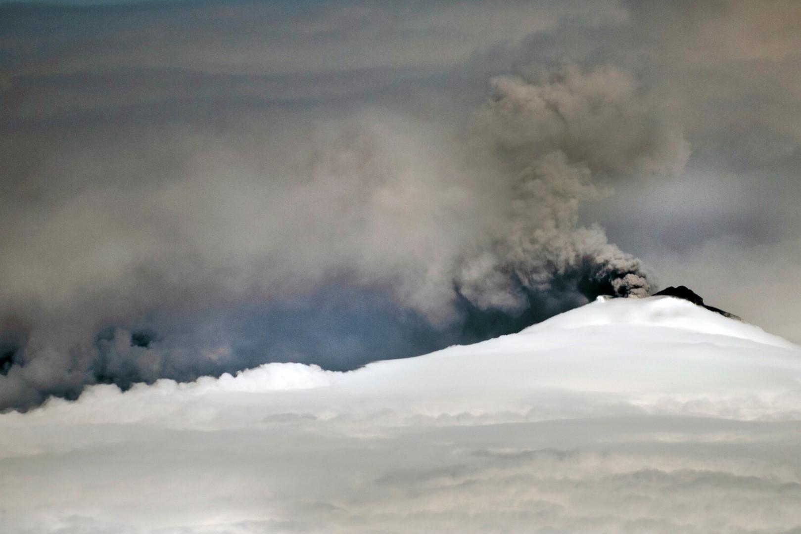 Cela fait plus d'un siècle que le Cotopaxi n'est pas entré en éruption