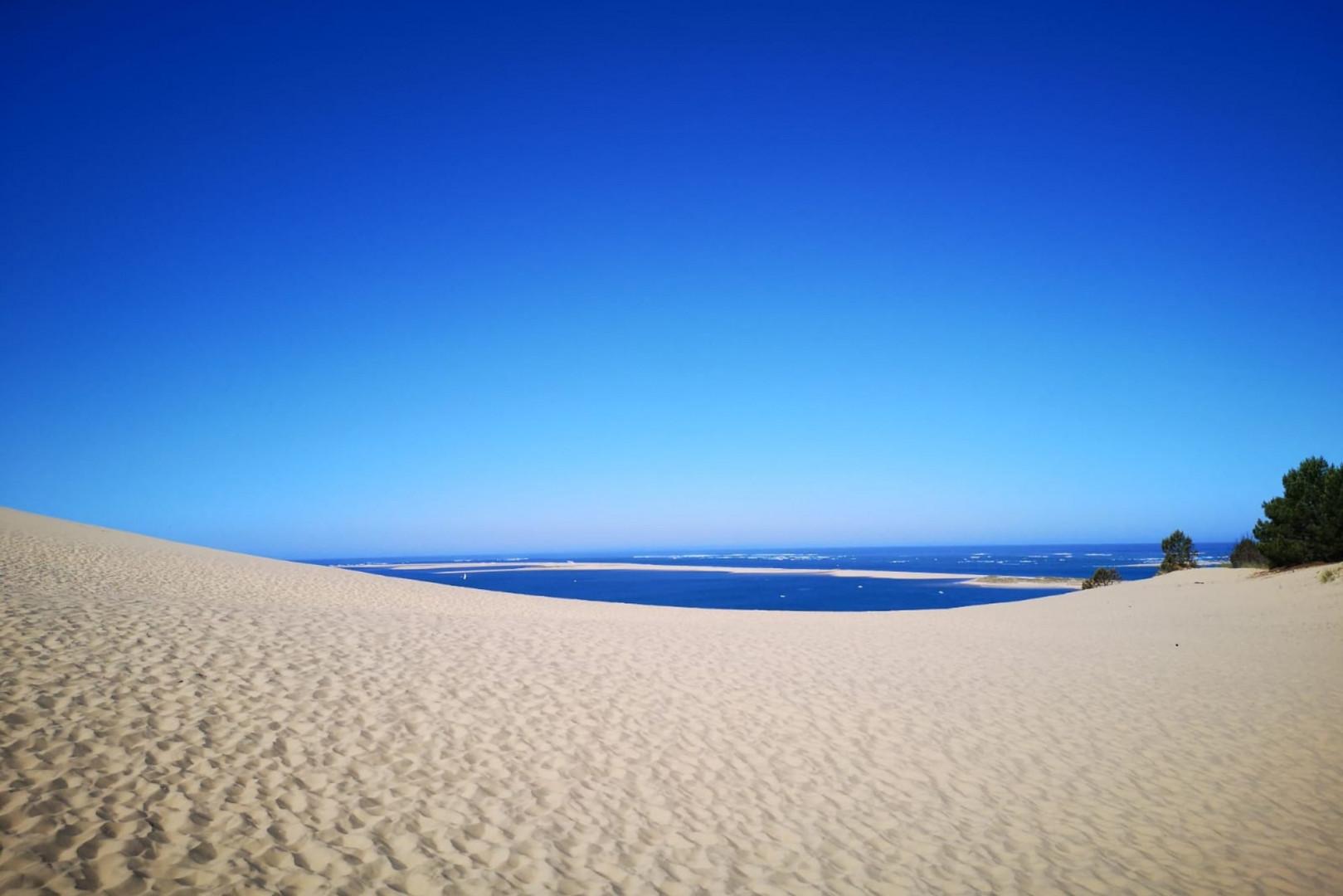 La dune du Pilat aurait perdu près de 4 mètres de hauteur en un an