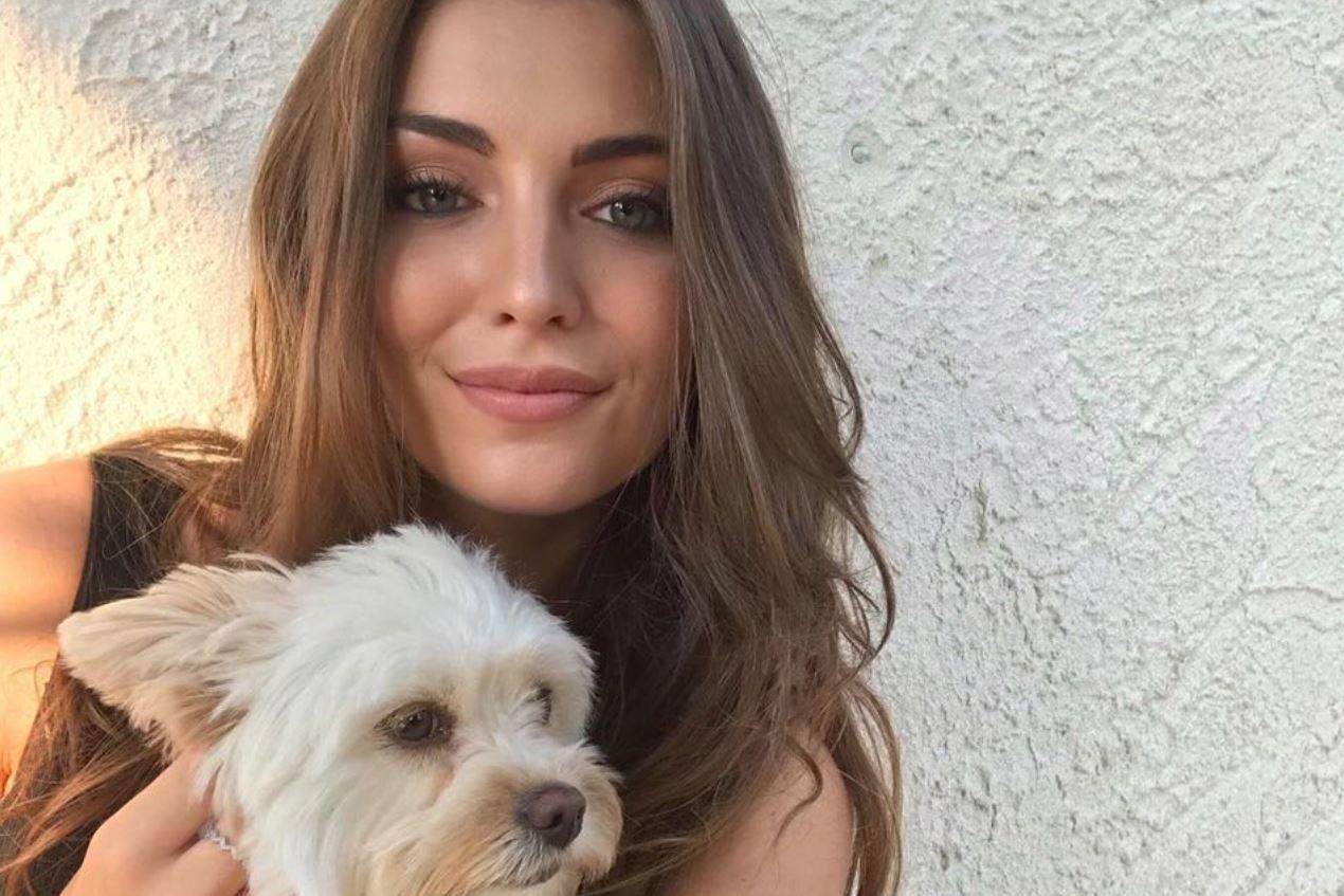 Lara Gautier, la nouvelle Miss Côte d'Azur
