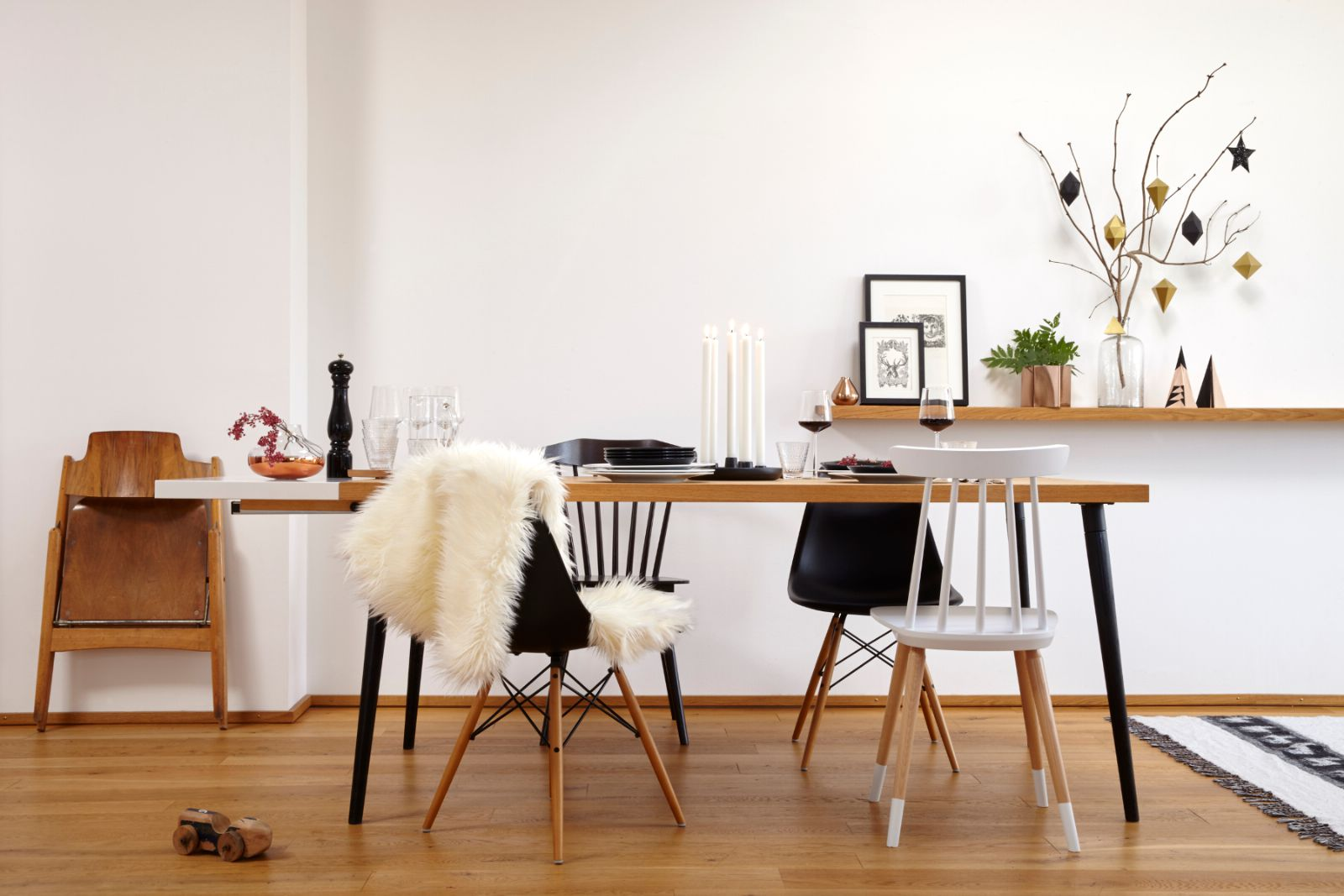 Table personnalisable