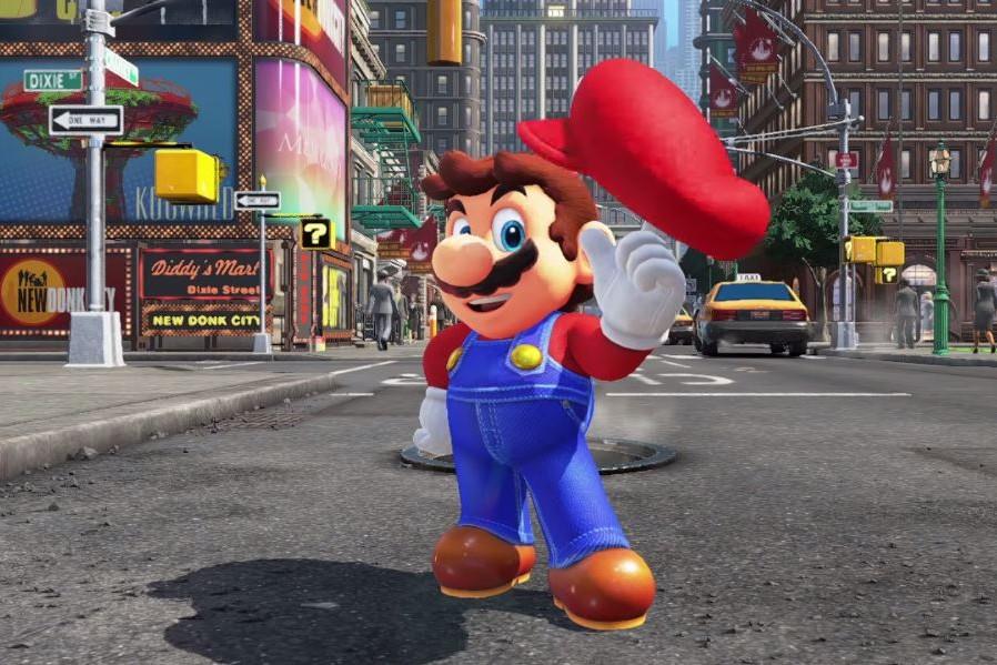 Super Mario Odyssey sera le volet dédié de la saga sur Nintendo Switch