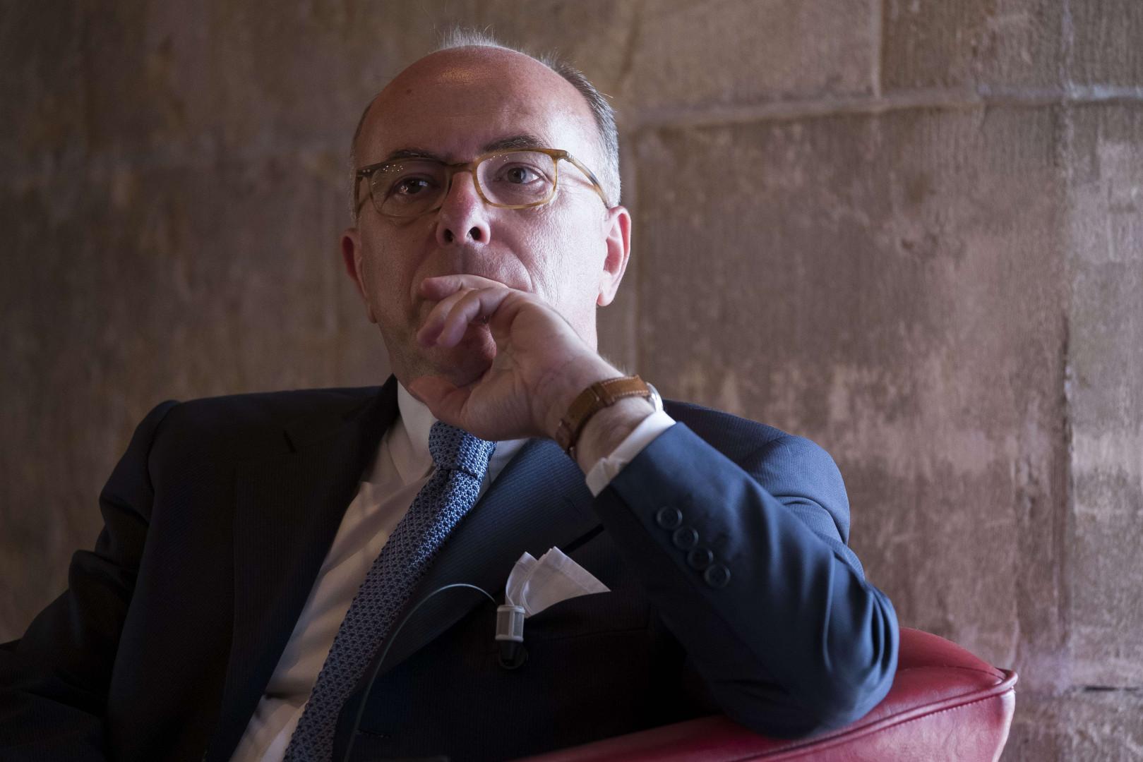 Bernard Cazeneuve, ex-ministre de l'Intérieur devenu Premier ministre.