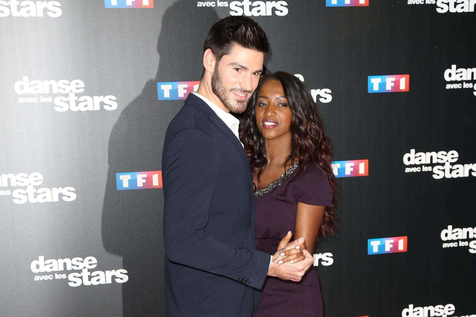 La présentatrice télé Hapsatou Sy dansera avec Jordan Mouillerac