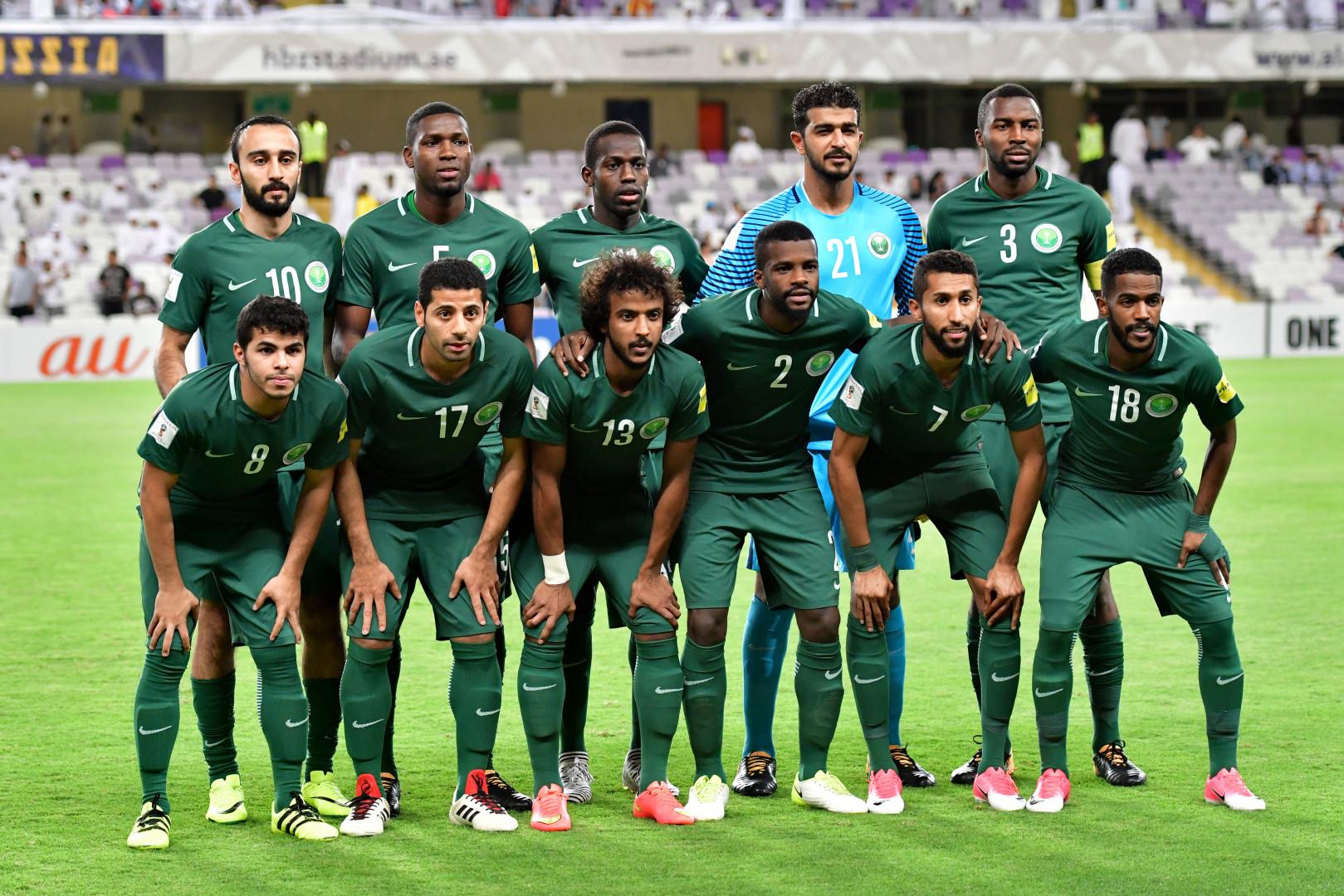 Coupe du Monde 2018 : L'Arabie Saoudite est dans le groupe A