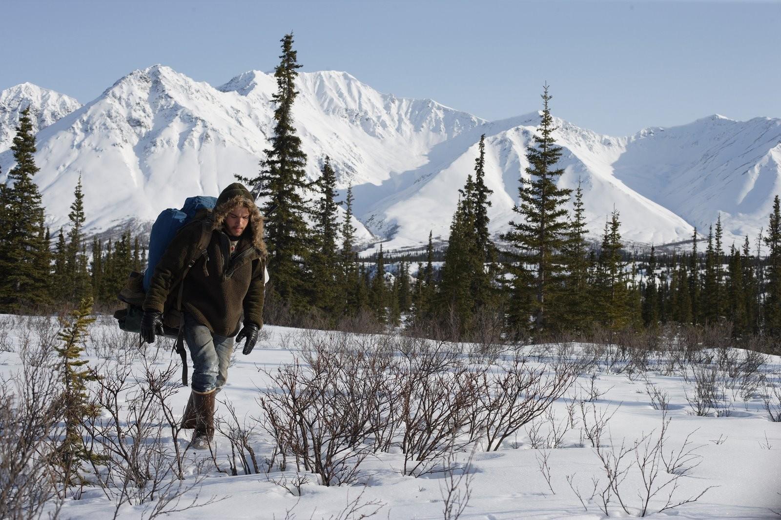 """""""Into The Wild"""" (2008). Vie sauvage et grands espaces pour cette histoire vraie signée Sean Penn."""