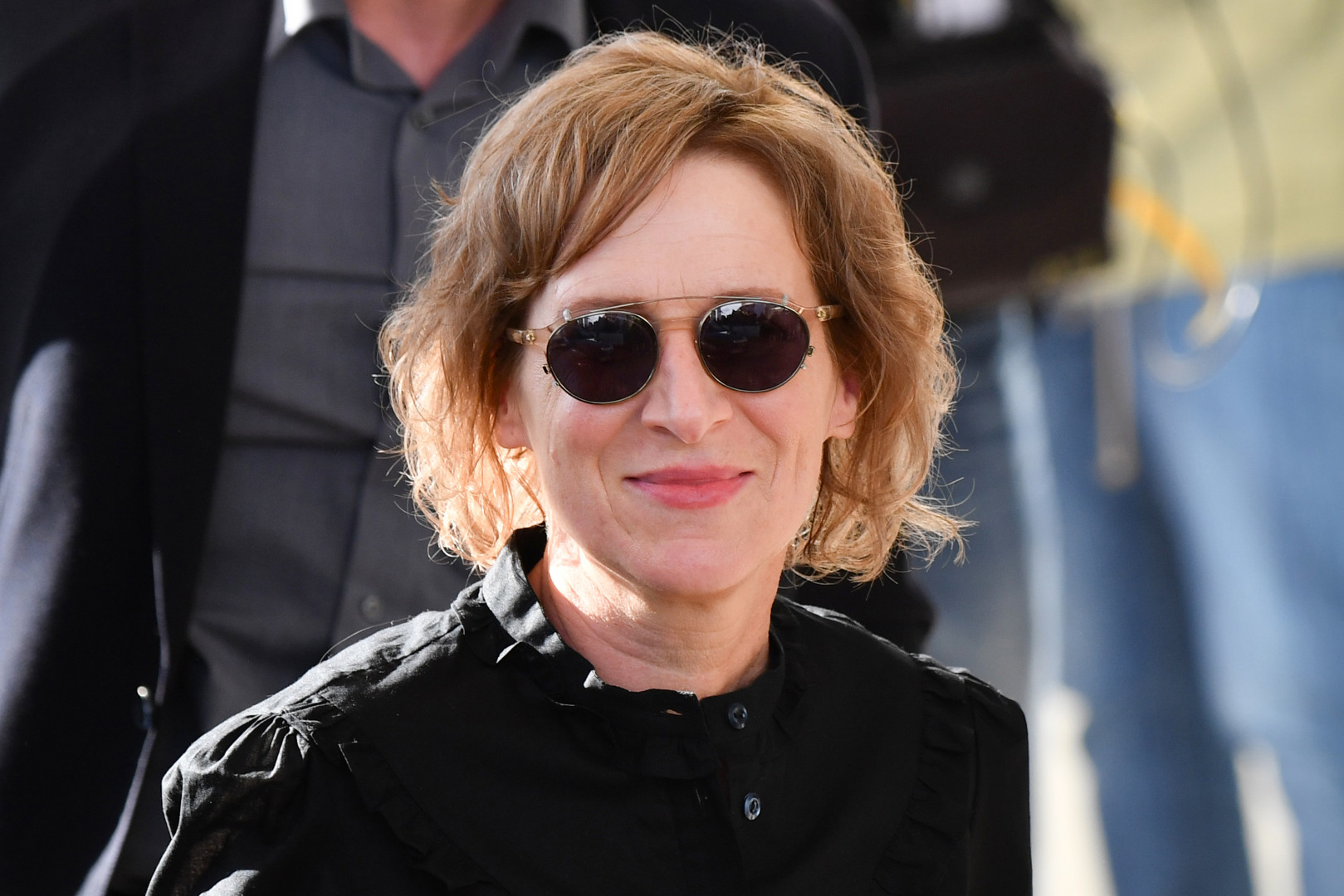 Kelly Reichardt, réalisatrice et scénariste américaine et membre du jury de la compétition officielle
