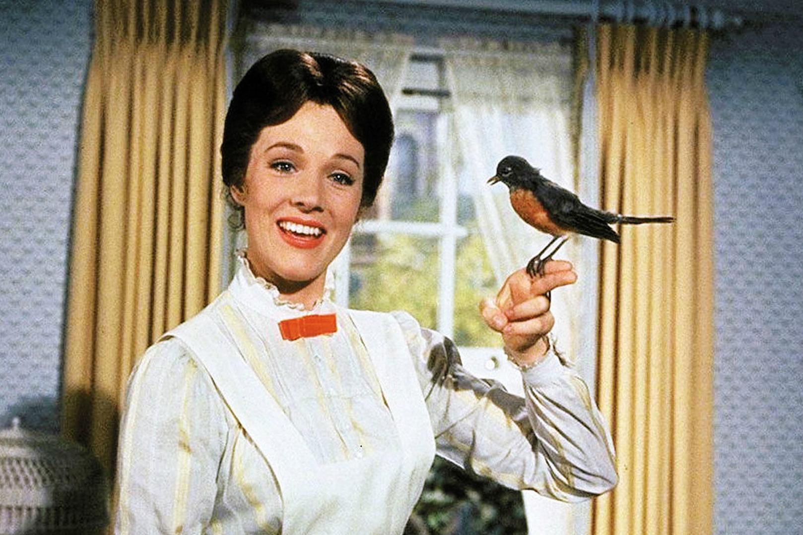 L'éternelle Mary Poppins prête sa voix pour jouer la mystérieuse Lady Whistledown