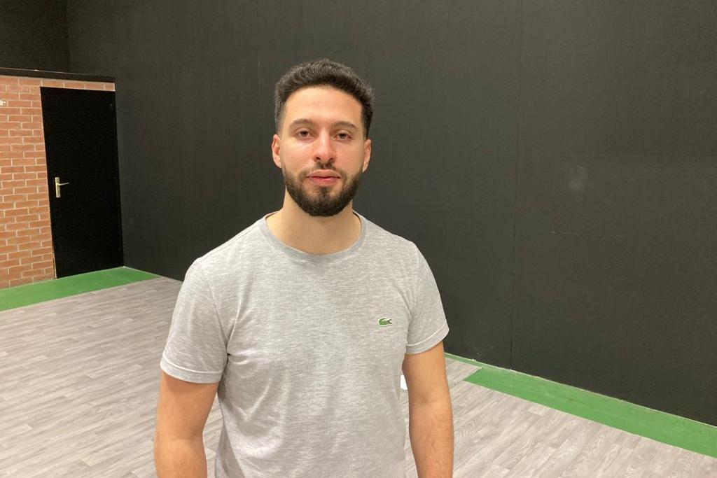 Abdel Mustapha, entraîneur coordinateur de l'Equipe de France de Breakdance (ou Breaking) est aussi un talent nordiste.