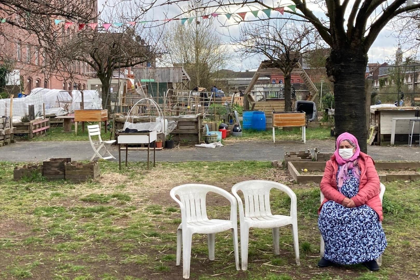 Cette «ferme urbaine» roubaisienne est aussi une aventure collective qui permet de souder des habitants dans un quartier métissé.