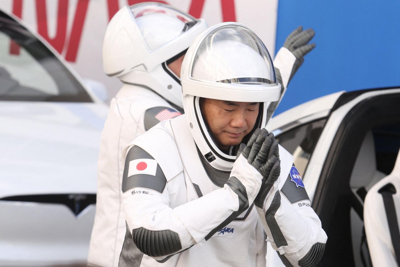 11. Le Japonais Soichi Noguchi