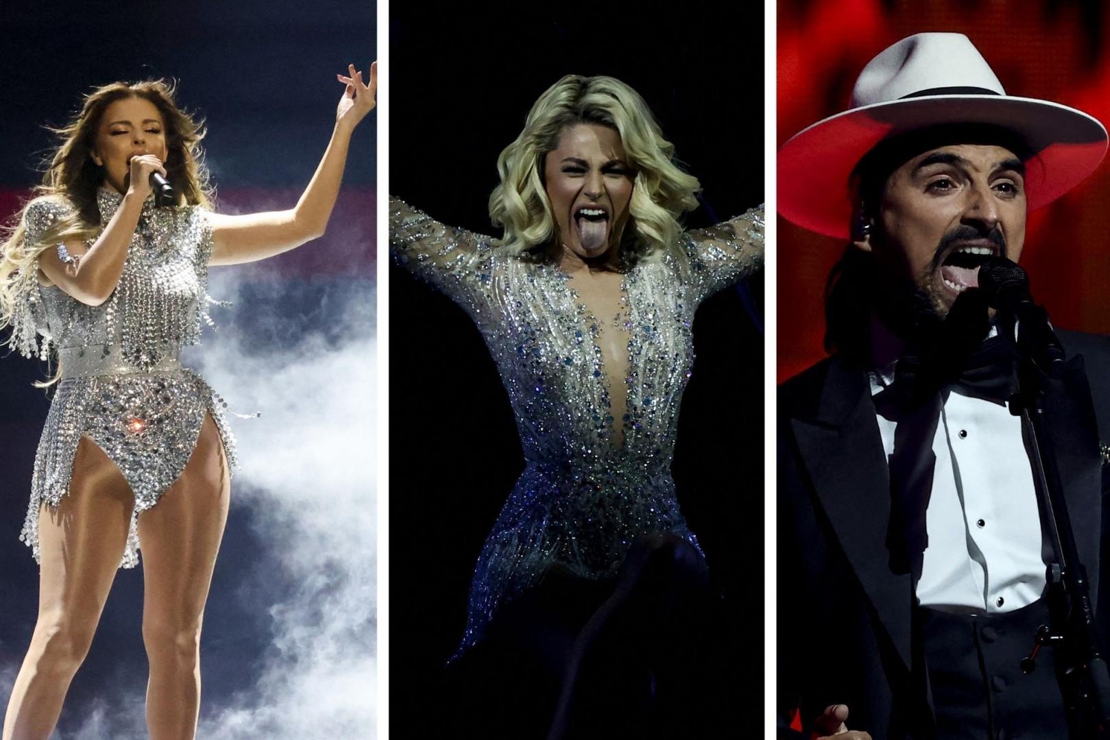 La deuxième demi-finale de l'Eurovision 2021 a eu lieu dans la soirée du 21 mai 2021