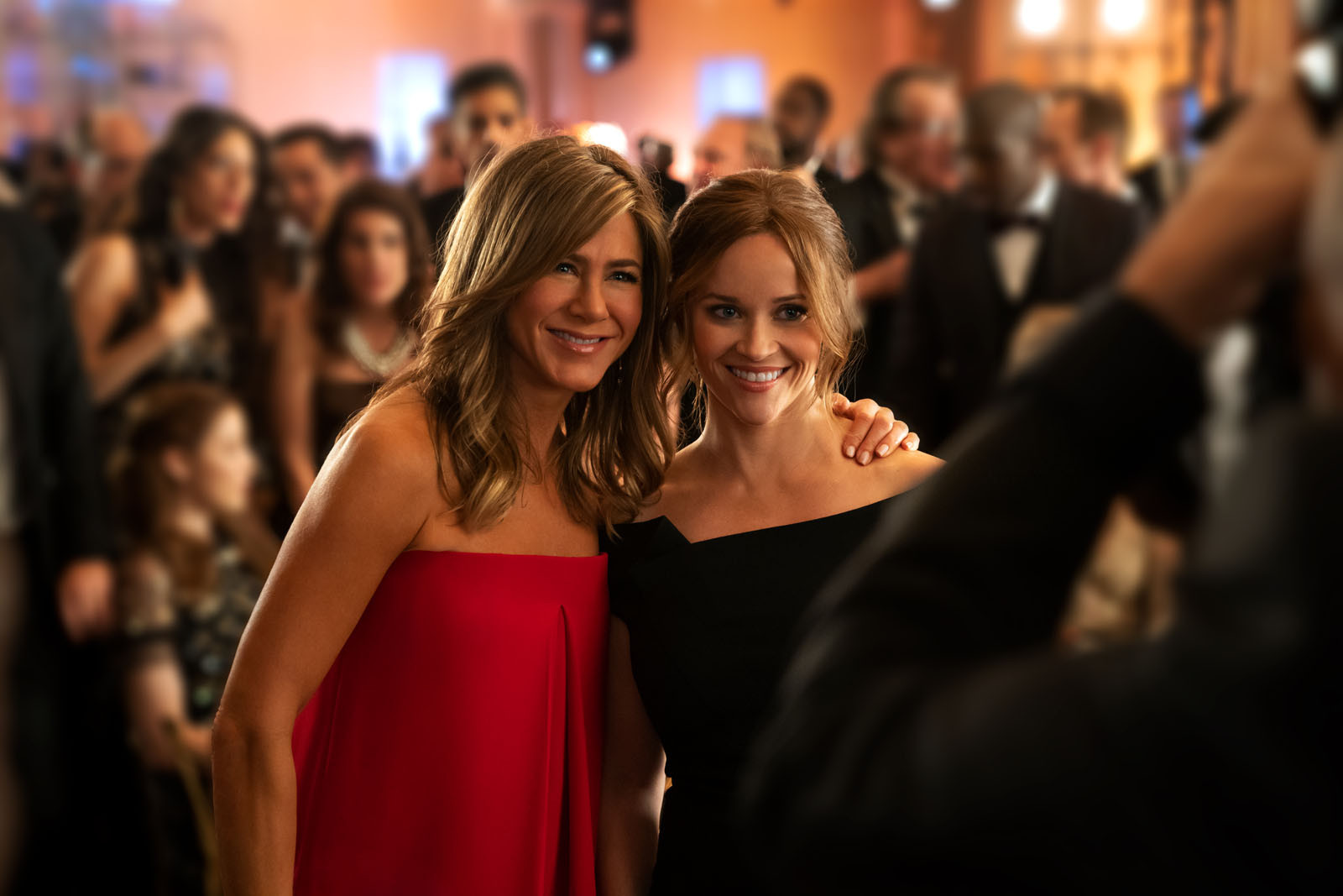 Jennifer Aniston partage l'affiche avec Reese Witherspoon