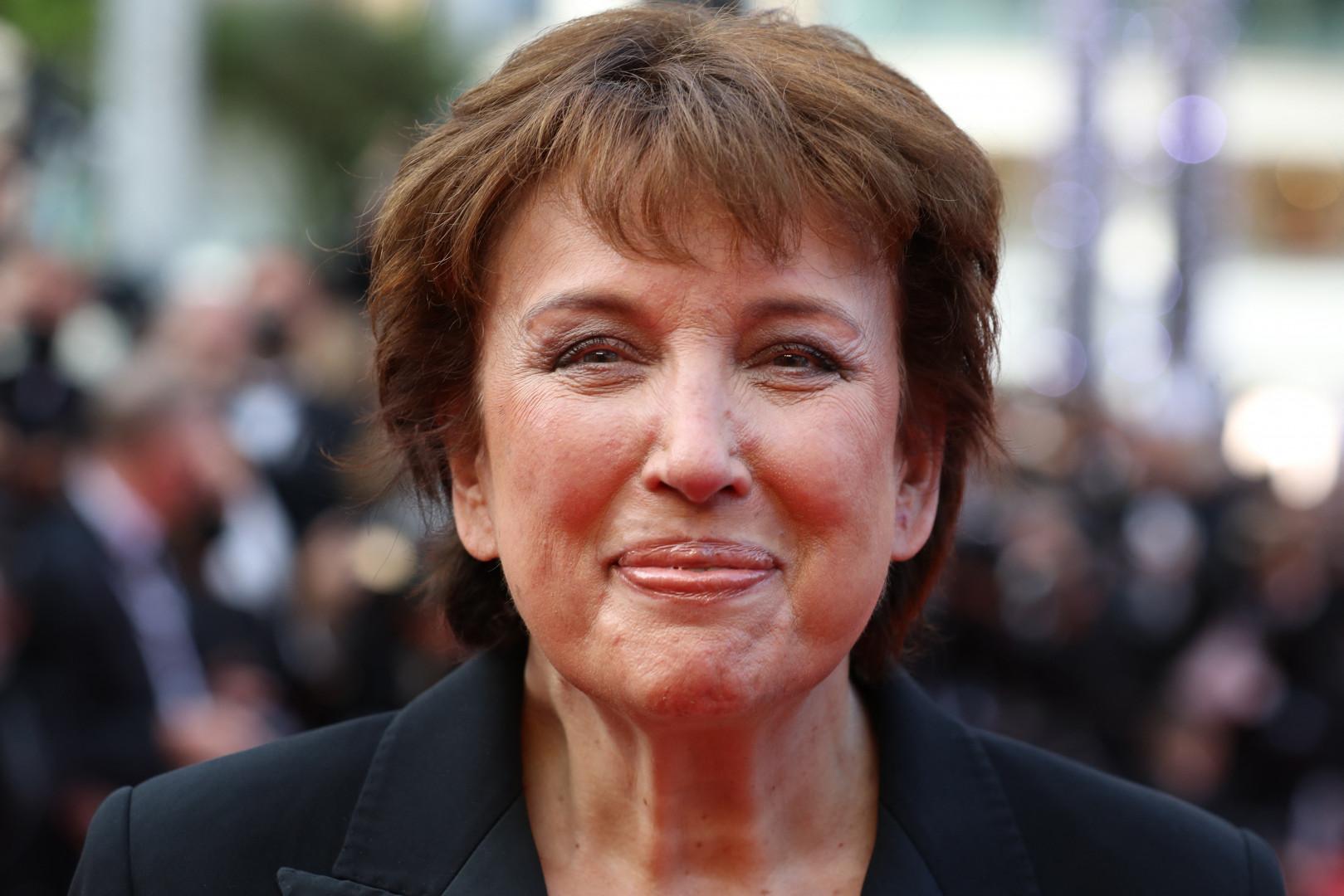 La ministre de la Culture, Roselyne Bachelot