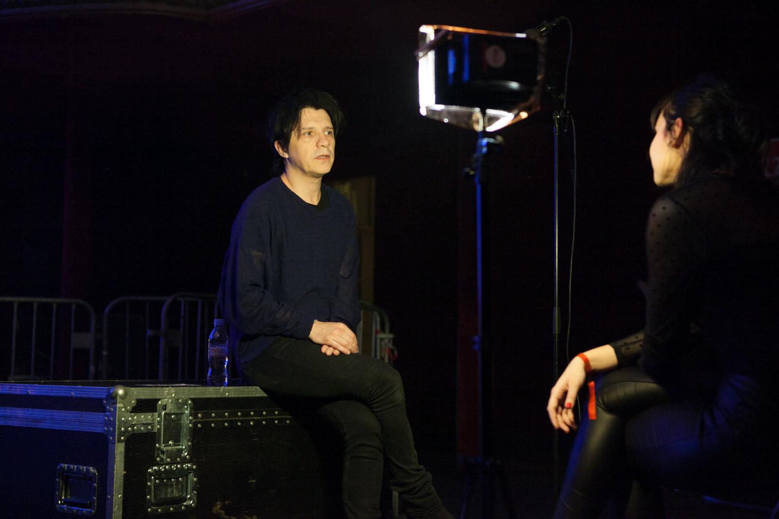 Nicola Sirkis parle du prochain album d'Indochine à RTL2.fr