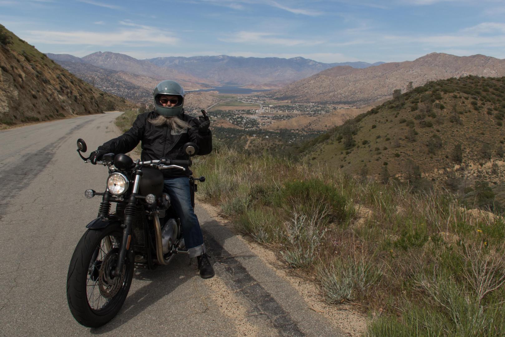 Hit Z Road California