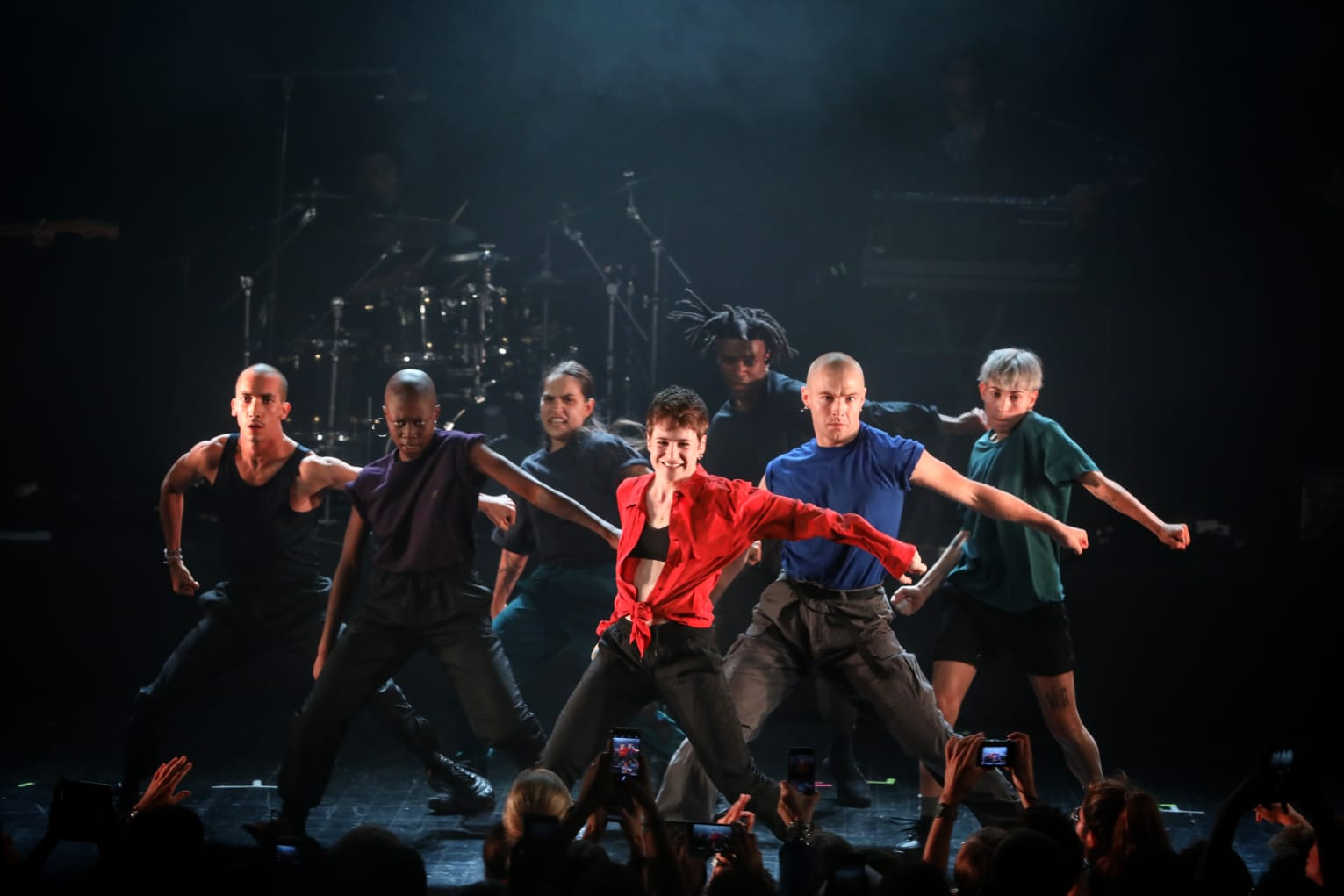 RTL2 Pop-Rock Live au Trianon : Christine and the Queens