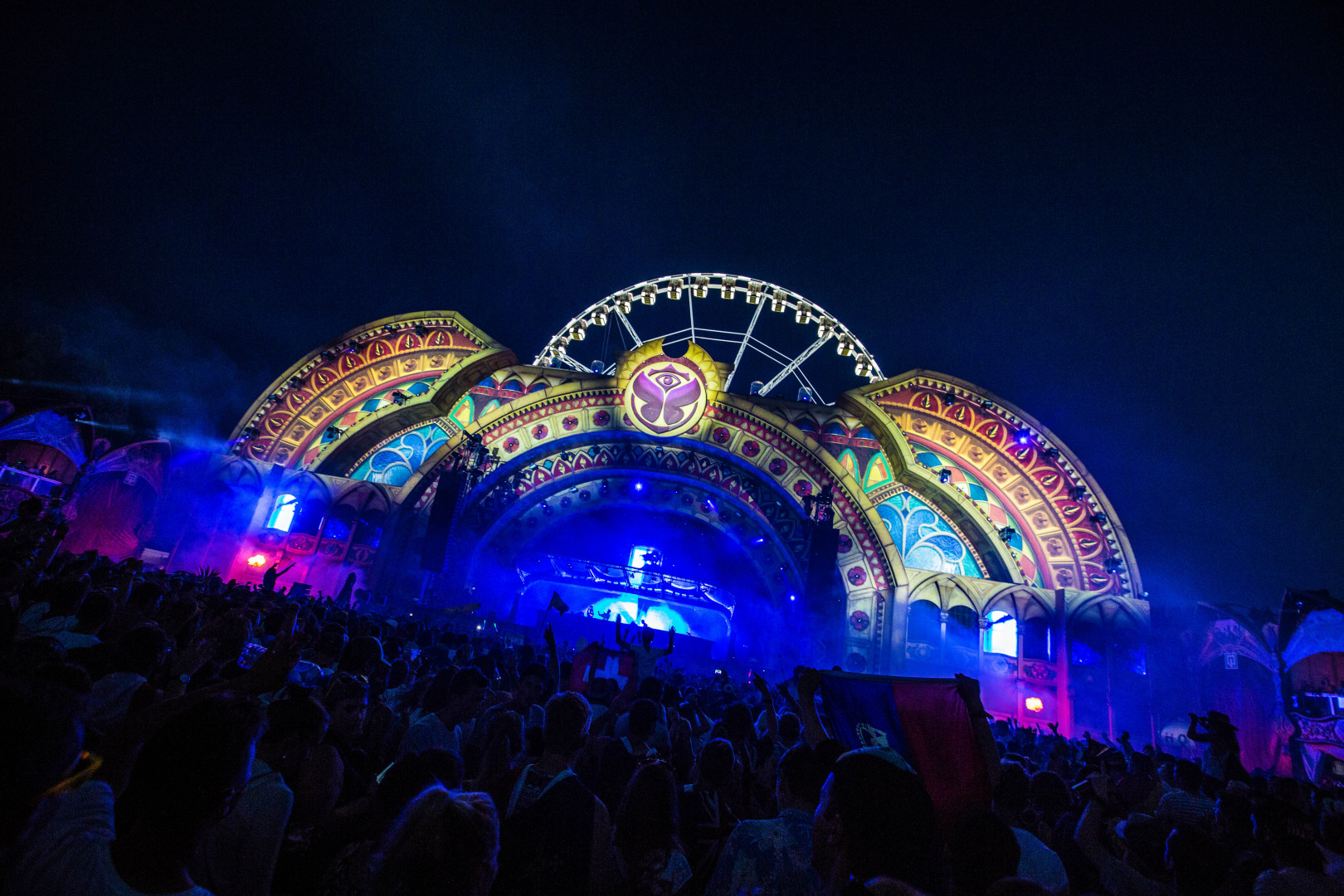 Tomorrowland est le plus gros festival de l'été