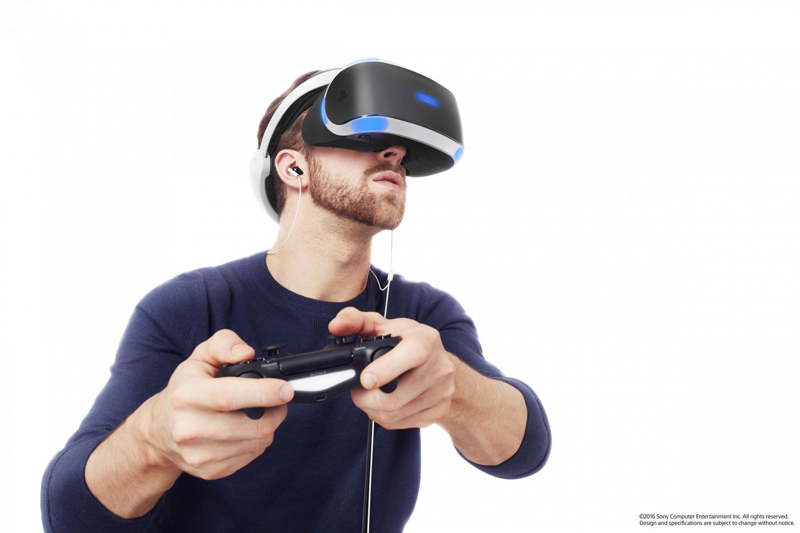 Avec PlayStation VR, ne jouez plus aux jeux : vivez-les.
