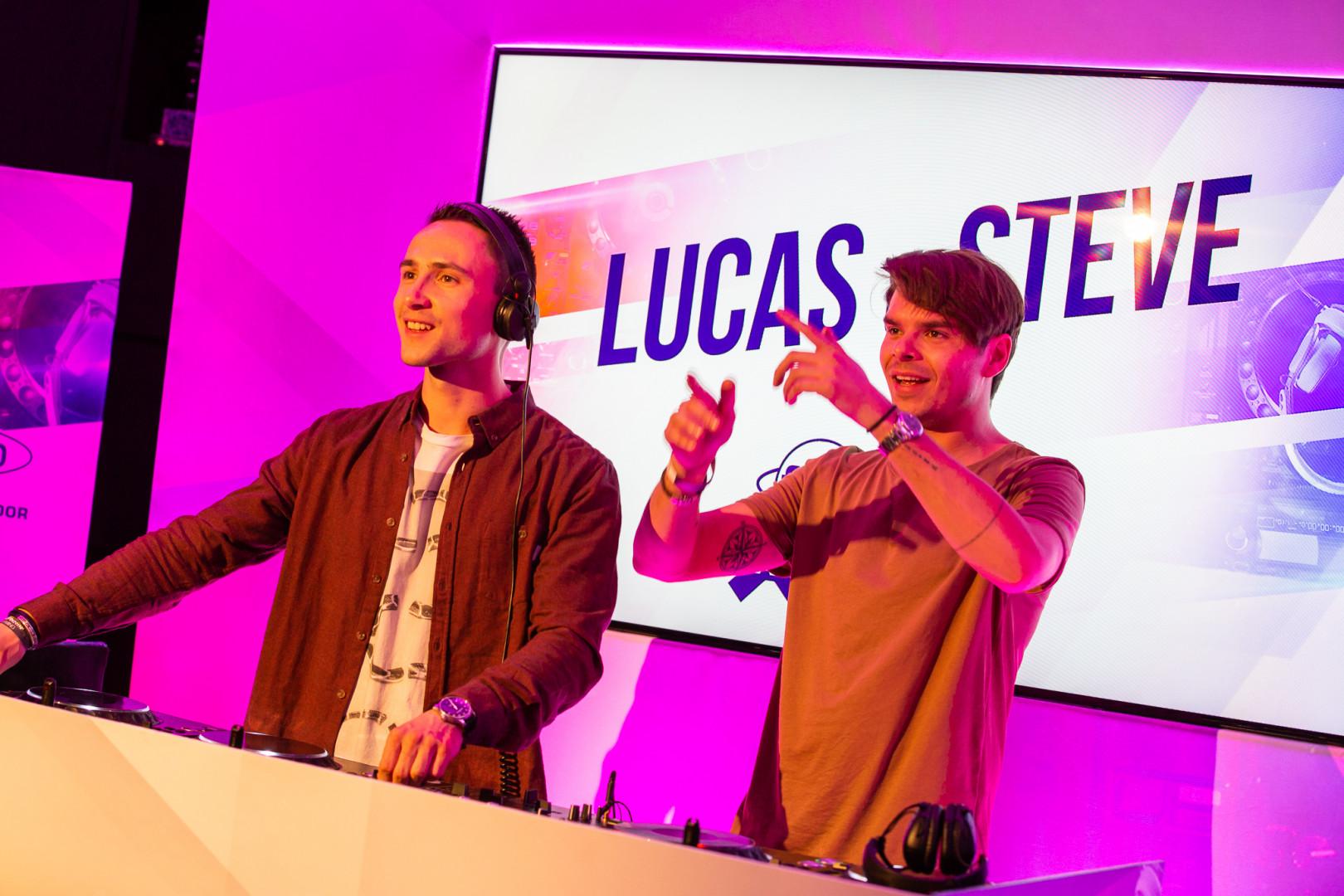 Lucas & Steve