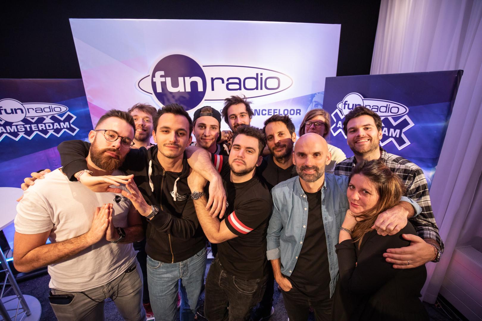 Fun Radio ADE