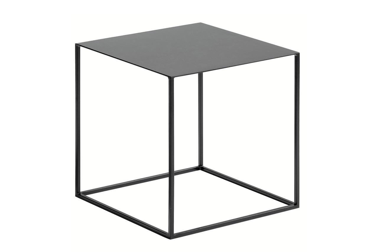 Cette table peut également se dédoubler pour faire une table basse. Bout de canapé Romy, AM.PM, La Redoute, 59 €