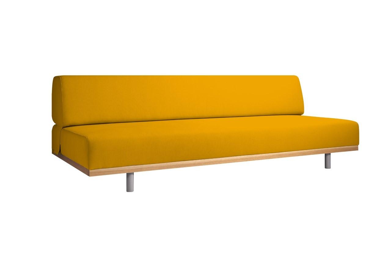 Canapé-lit Fifties, 3 places, Habitat