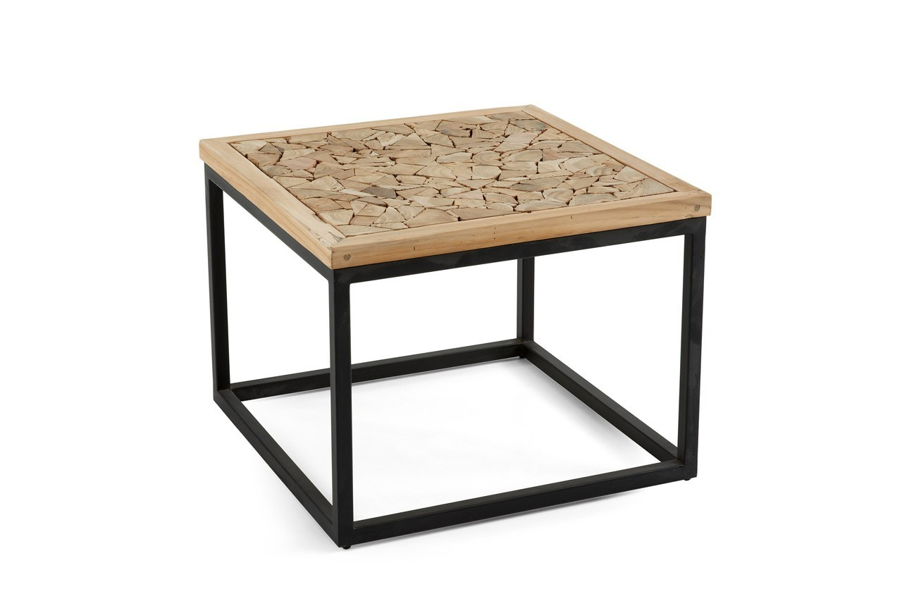 Table Basse Amazon Negra, Kave Home