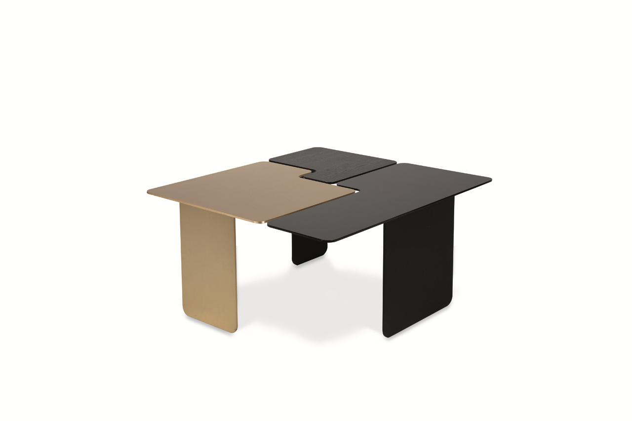 Table Ponty, Pouenat Ferronerie