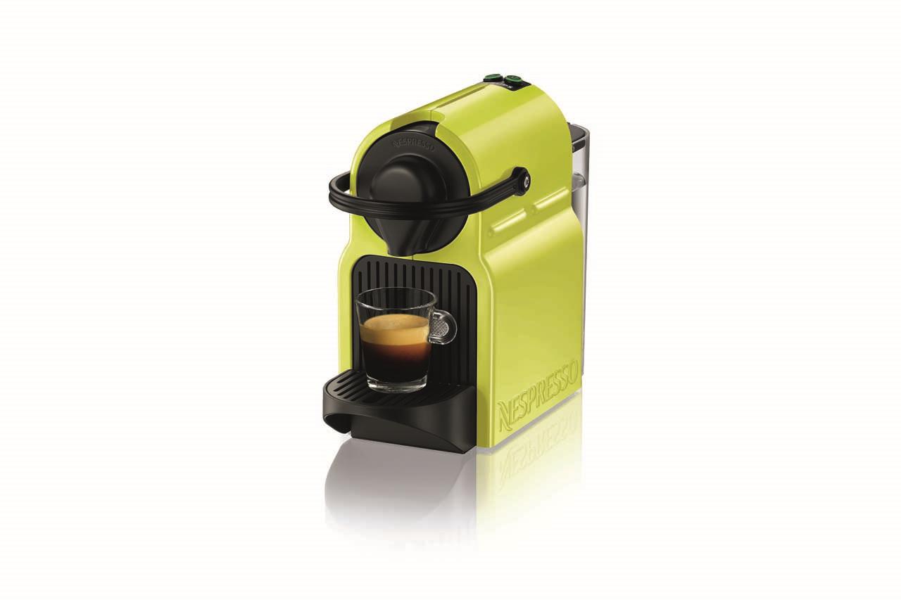 Machine à café Inissia, Nespresso