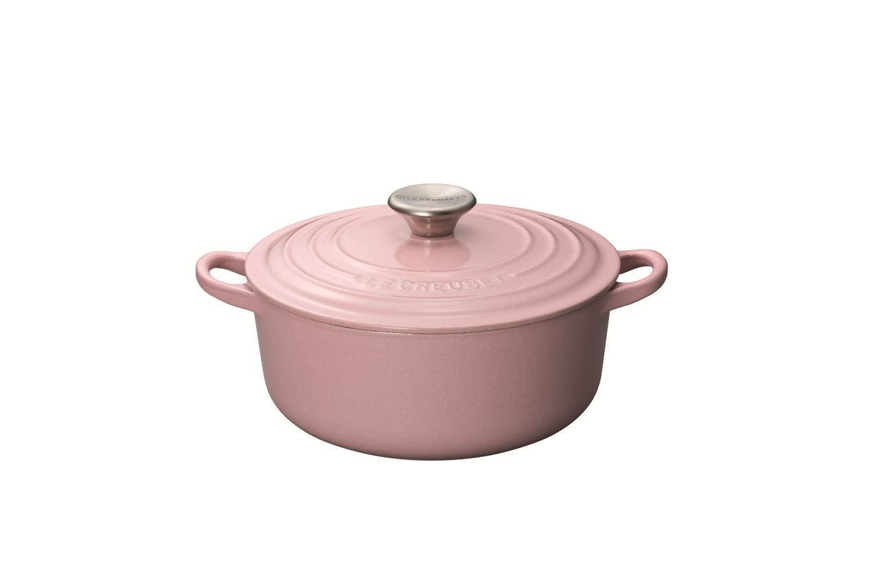 Cocotte Chiffon Pink,  Le Creuset en vente sur Delamaison.fr