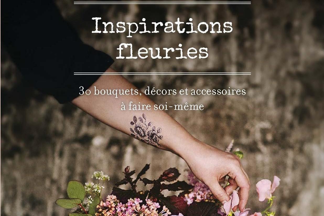 """""""Inspirations fleuries"""" ou comment utiliser des fleurs pour décorer son intérieur."""