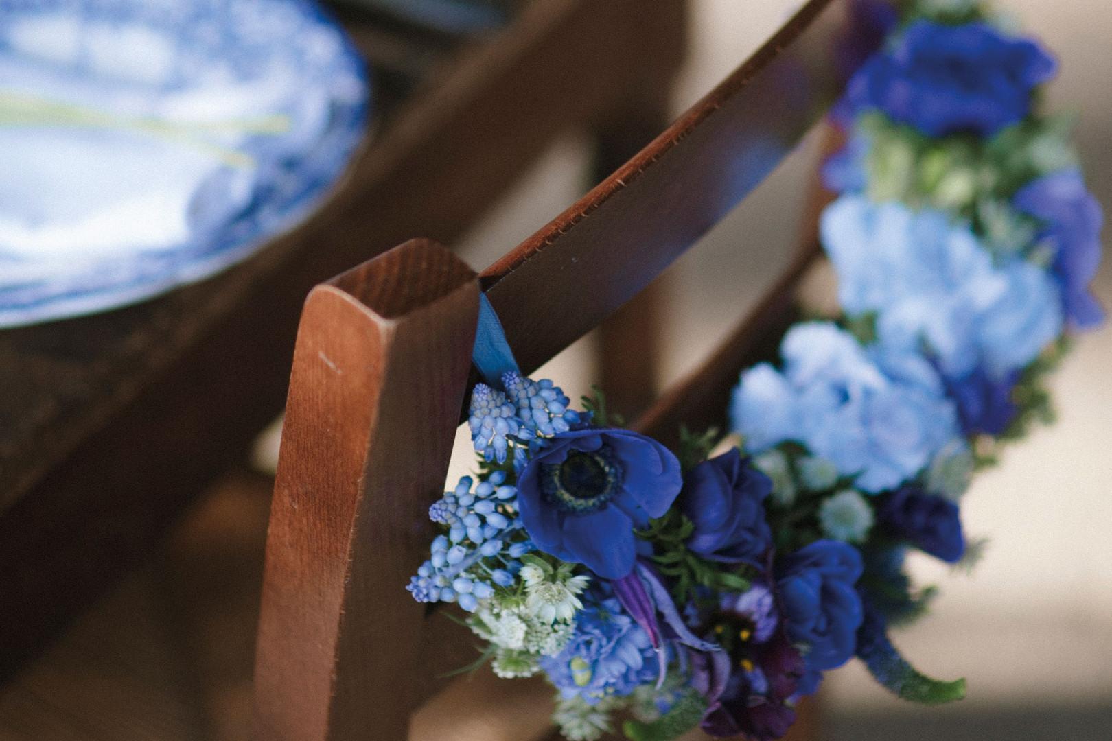 Les fleurs peuvent égayer votre mobilier