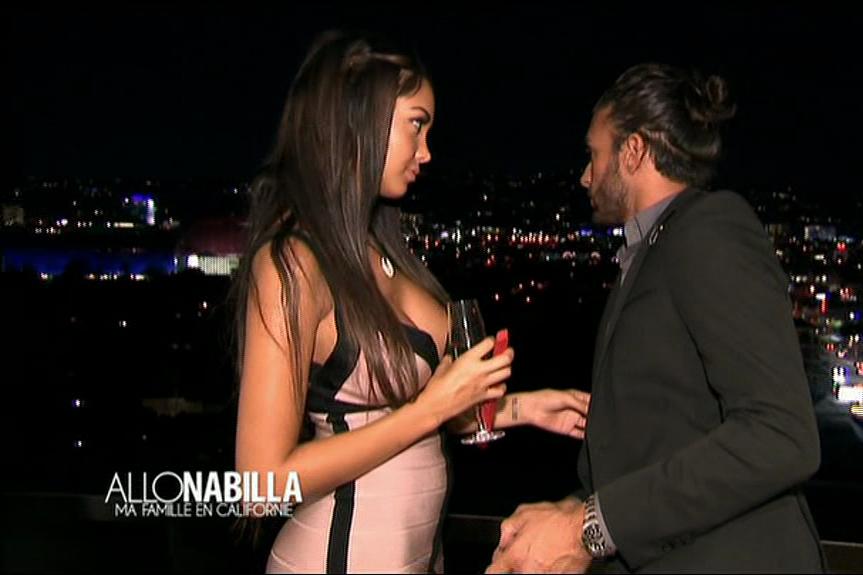 Dans l'émission Allô Nabilla, Thomas avait demandé à sa compagne de vivre avec lui à Paris
