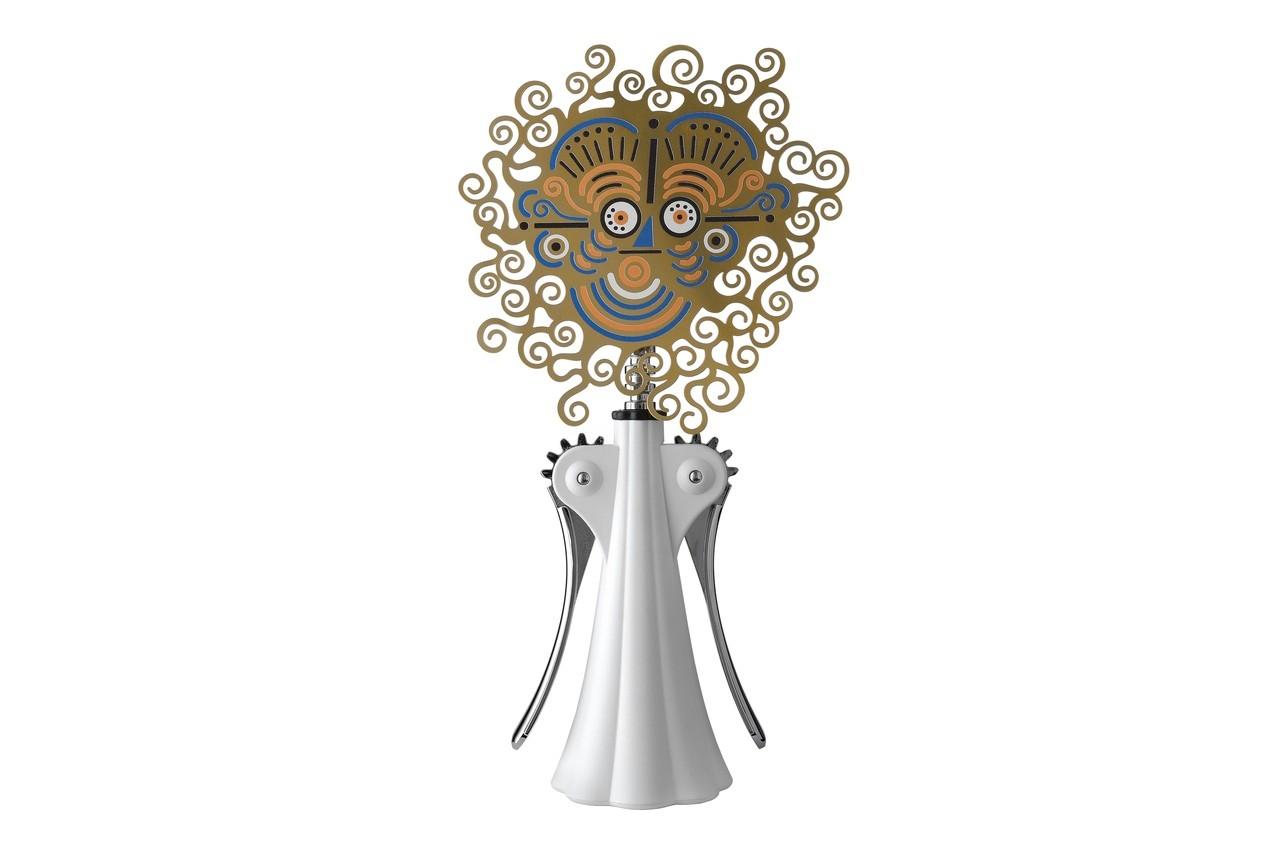 Tire-bouchon, Anna G 20 th Anniversary, design Alessandro Mendini, Alessi