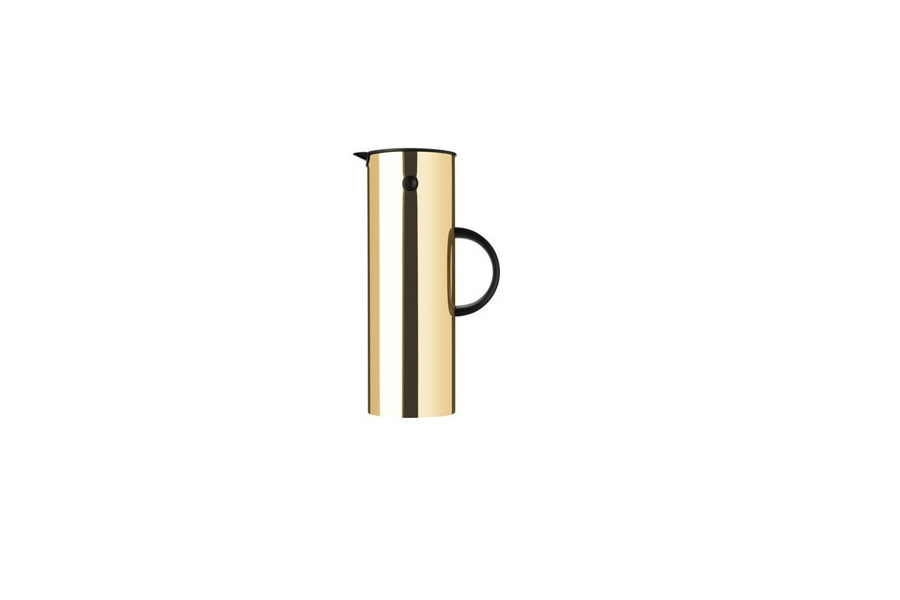 Pichet isotherme Classic, Version métal, Stelton, Made in design