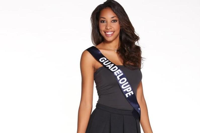 Miss France 2015 : Chloé Mozar représente la Guadeloupe