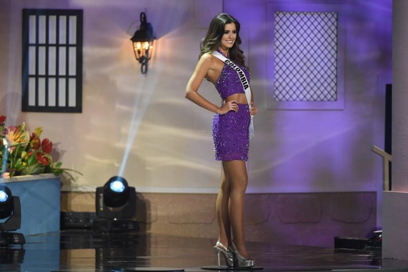 Paulina Vega devient la seconde Miss Univers originaire de Colombie