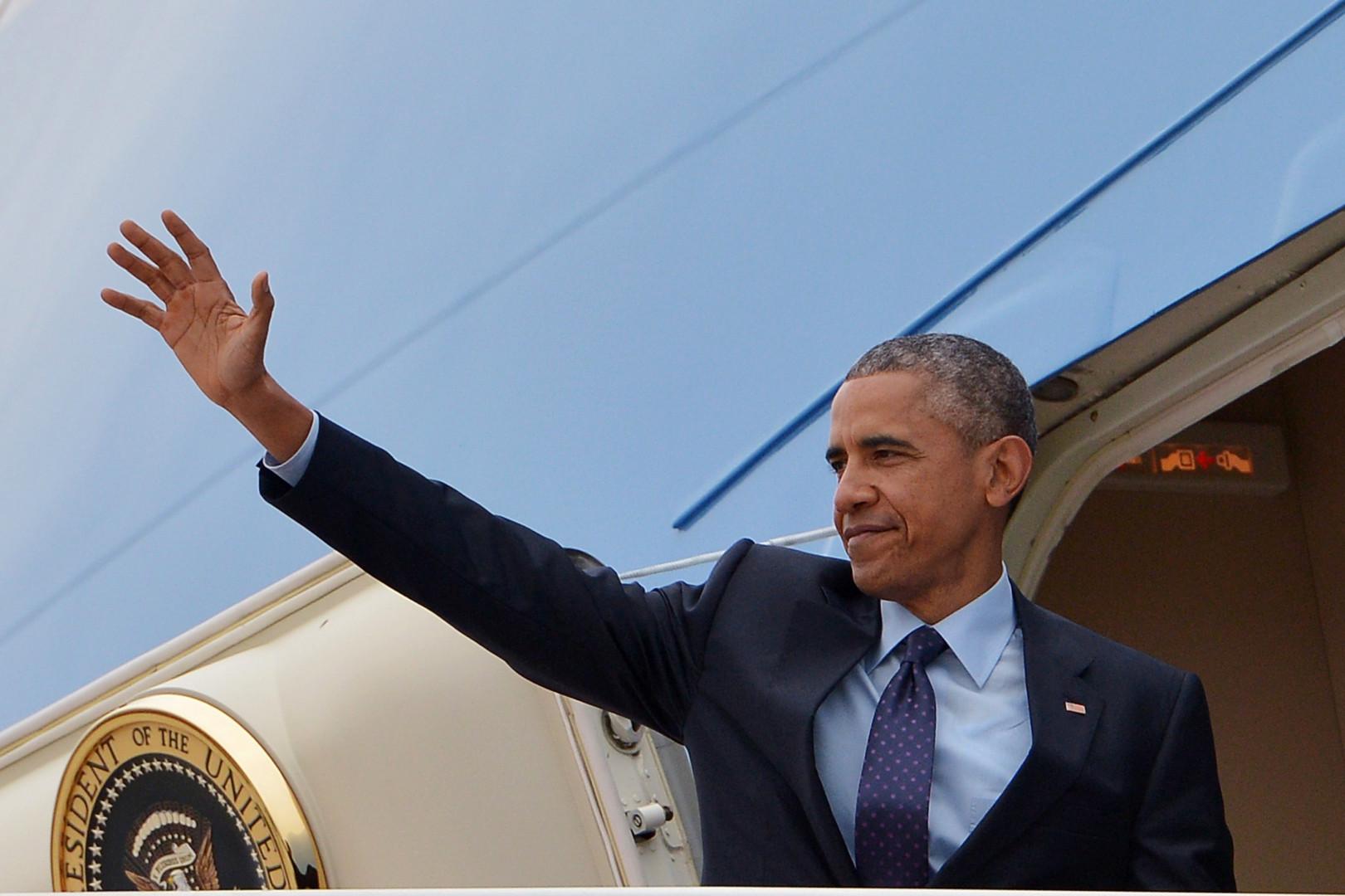 """Sans surprise Barack Obama se trouve aussi dans le classement du magazine, dans la catégorie """"pionniers"""""""