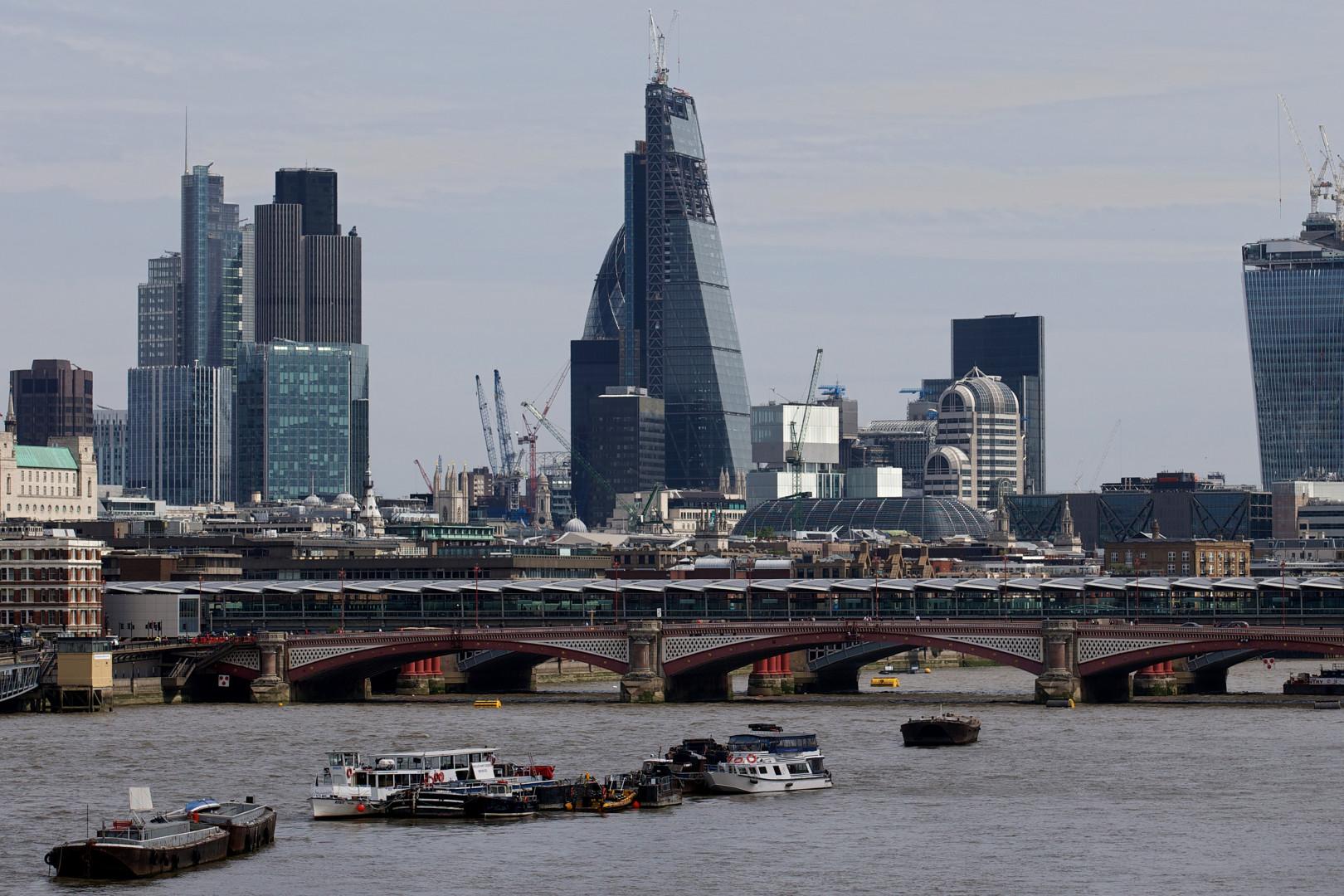 Londres est la 9e destination préférée des Français pour l'été 2015, selon Skyscanner (illustration)