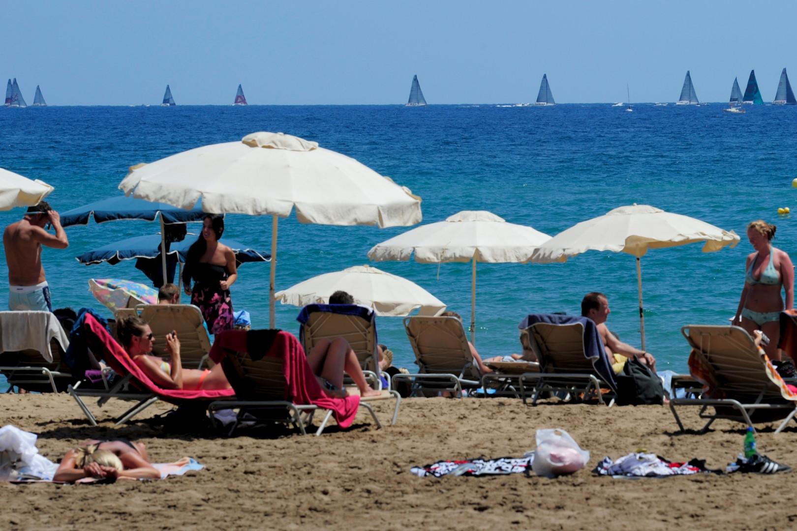 Barcelone est la 6e destination préférée des Français pour l'été 2015, selon Skyscanner (illustration)
