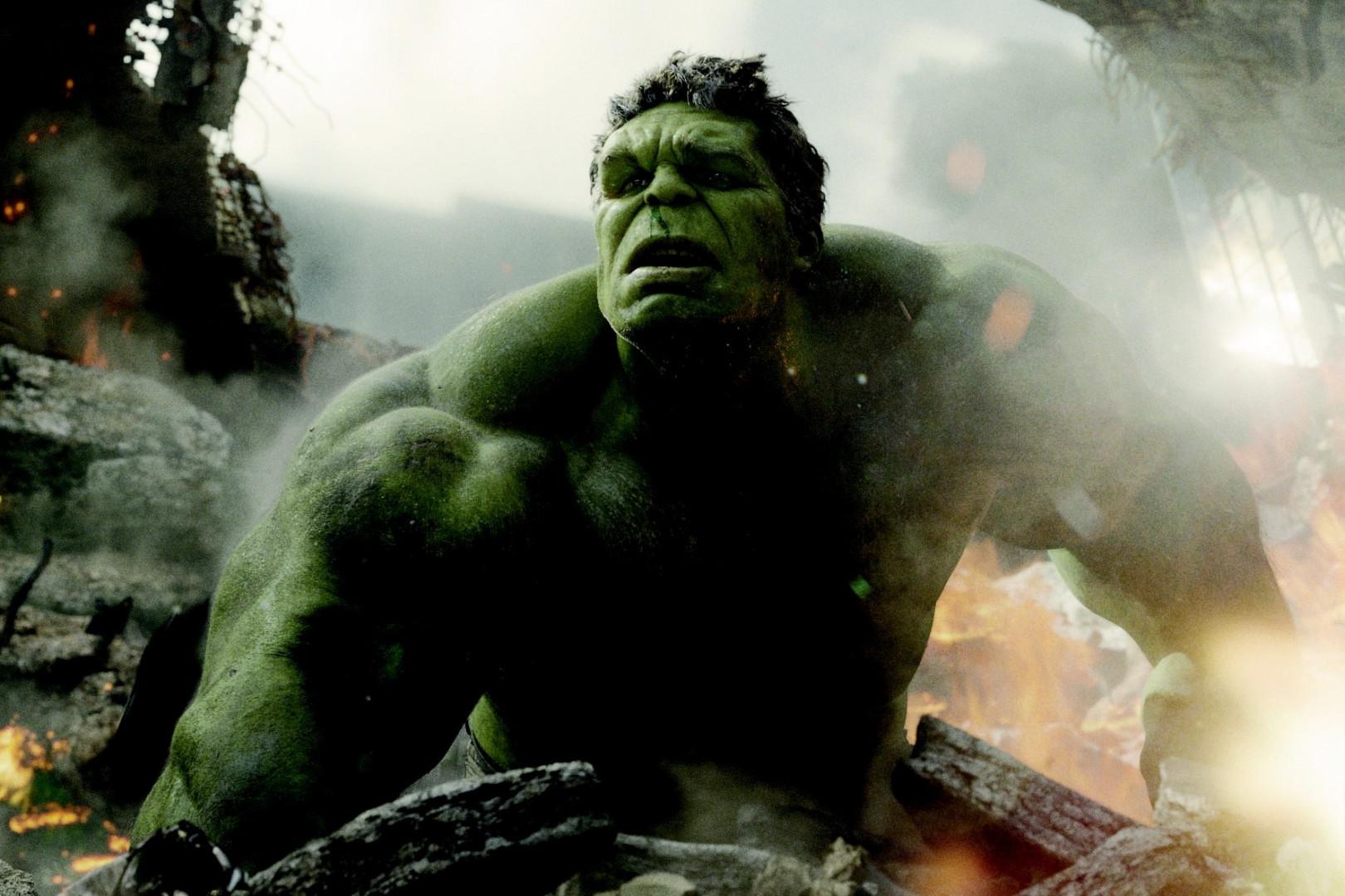 5 - Hulk (Mark Ruffalo) clôt le top 5 des Avengers les moins appréciés