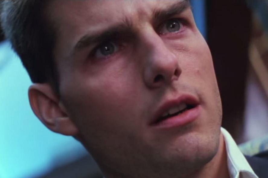 """En 1996, pour le premier épisode de la saga """"Mission Impossible"""", Tom Cruise a la même tête que dans """"Top Gun"""" (1986)"""