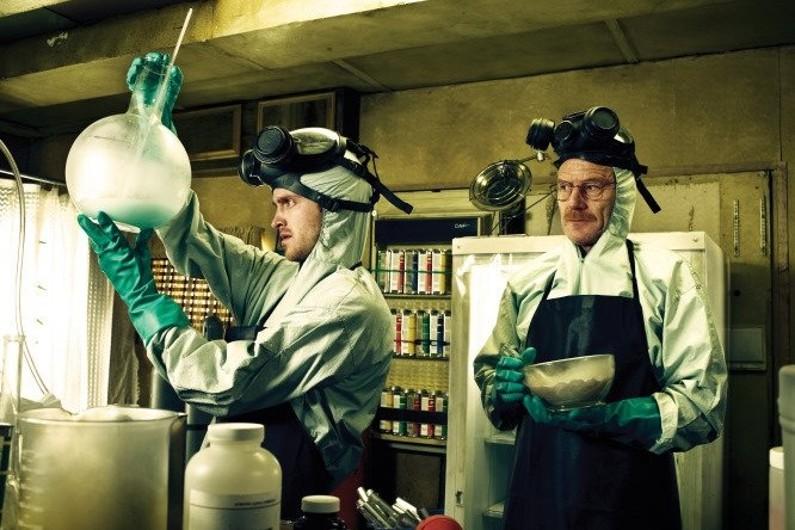 """""""Breaking Bad"""" est la 3e série la meilleure de tous les temps"""