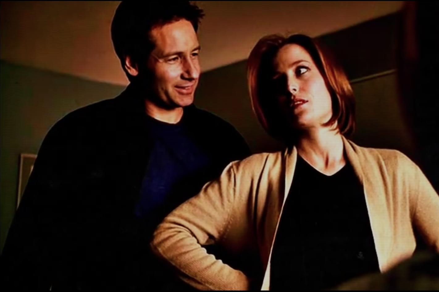 """""""X-Files"""" est la 2e meilleure série de tous les temps"""