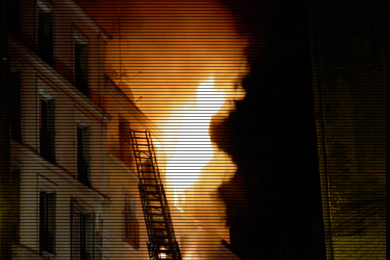 Paris : un violent incendie fait 8 morts dans le XVIIIe arrondissement