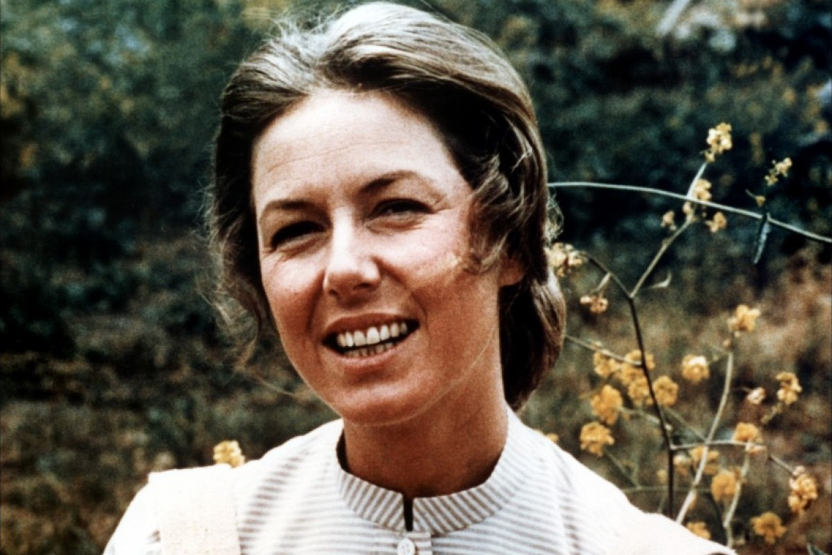 Caroline était la mère de toute la tribu Ingalls...