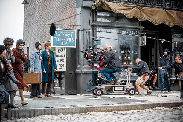 Le tournage a eu lieu dans les studios Warner Bros. et à Leavesden au Royaume-Uni