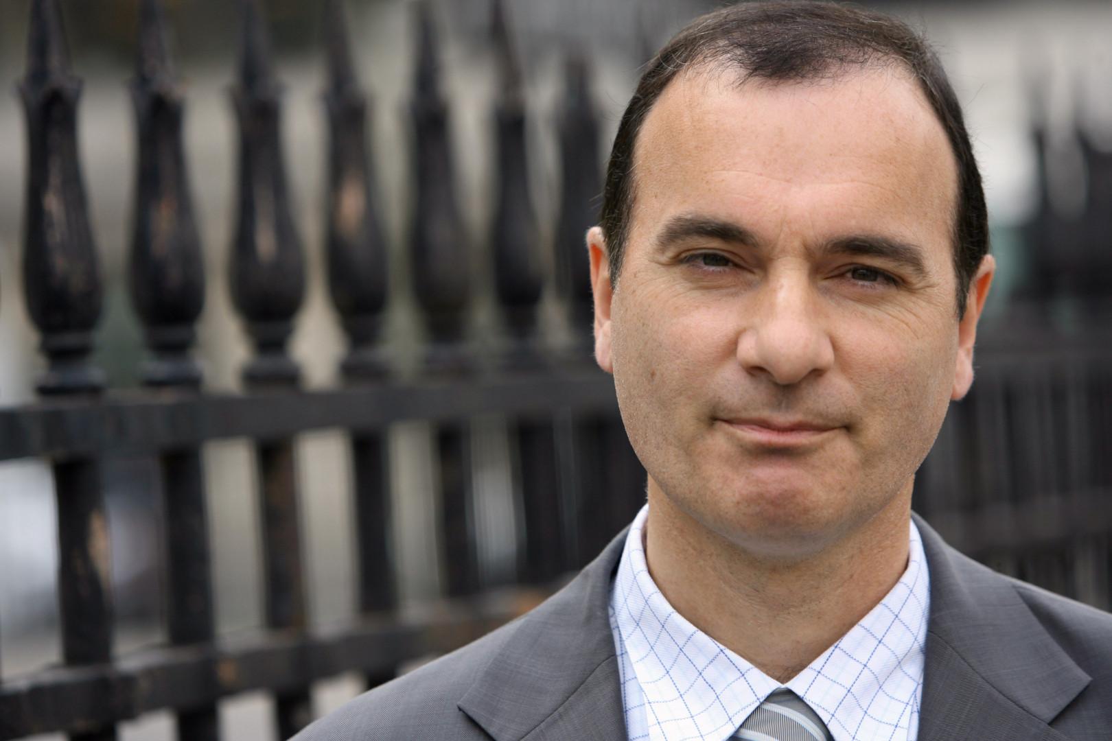 Jean-Marc Governatori, candidat de l'Alliance écologiste Indépendante aux régionales 2015 en PACA