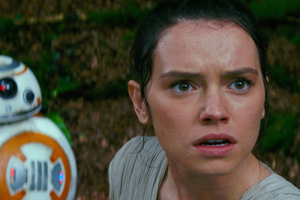 """Daisy Ridley, la jeune Anglaise de 23 ans déjà star du """"Réveil de la Force"""""""