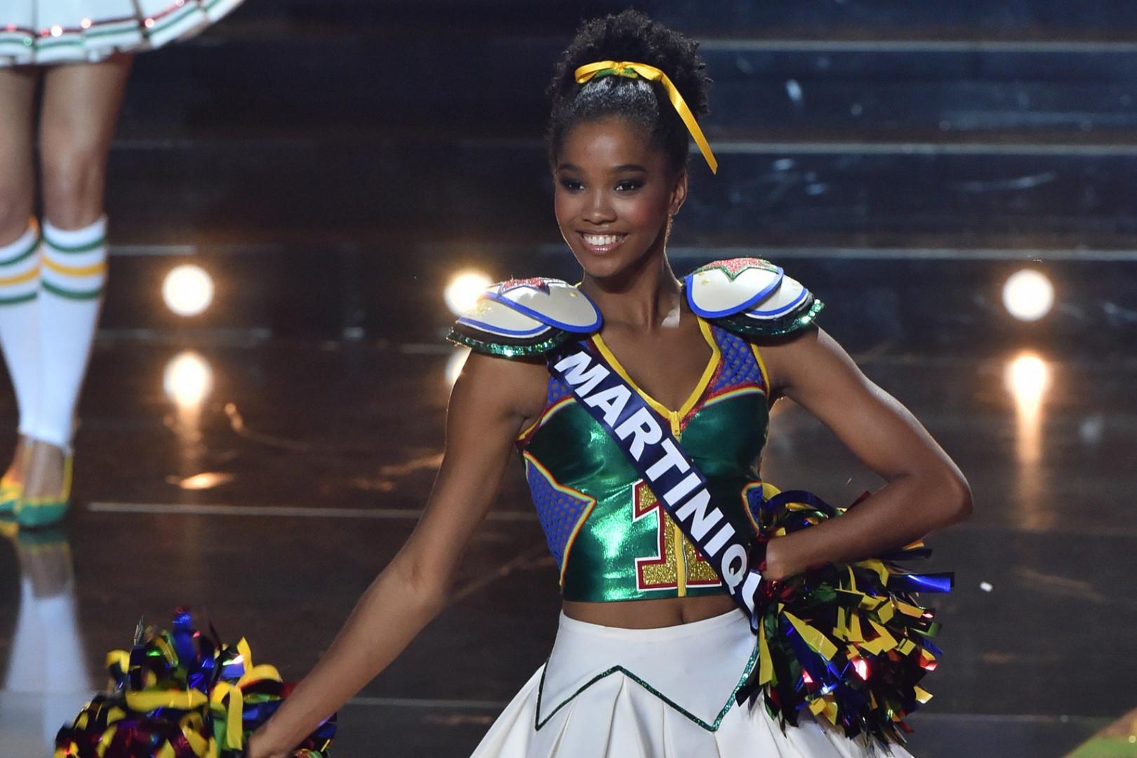 Miss Martinique, première dauphine du concours Miss France 2016